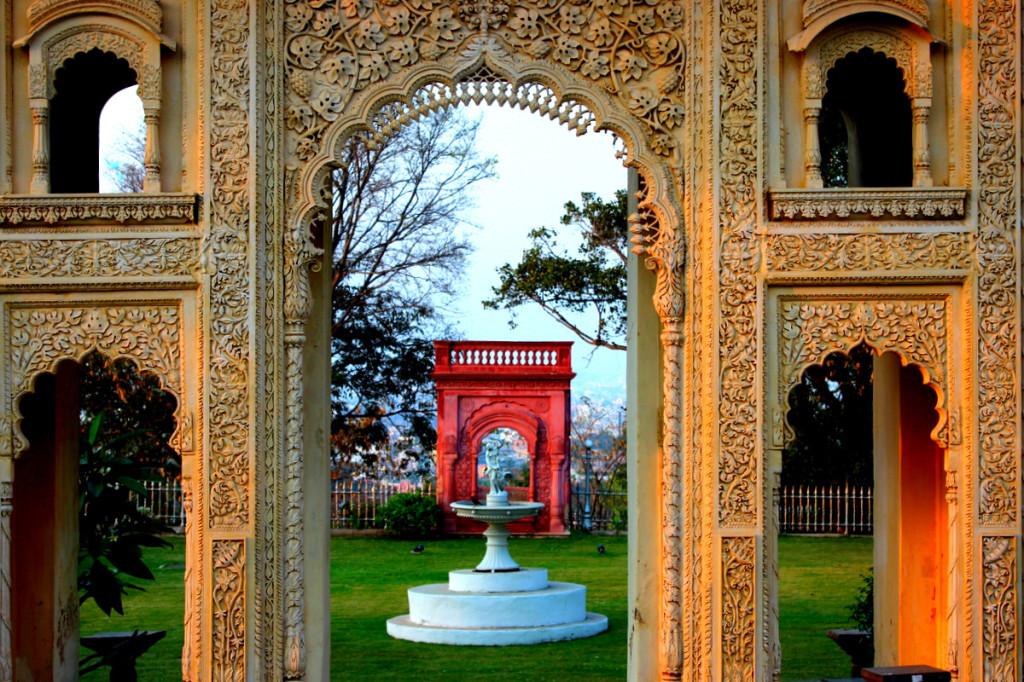 Rajasthani Gardens