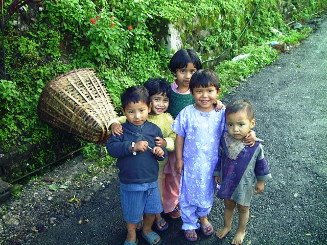 Darjeeling-Children