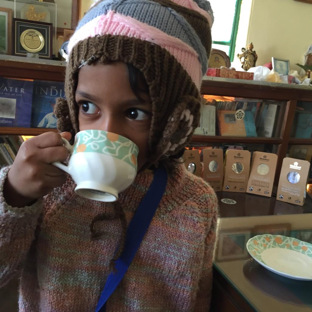 Tea tasting 1