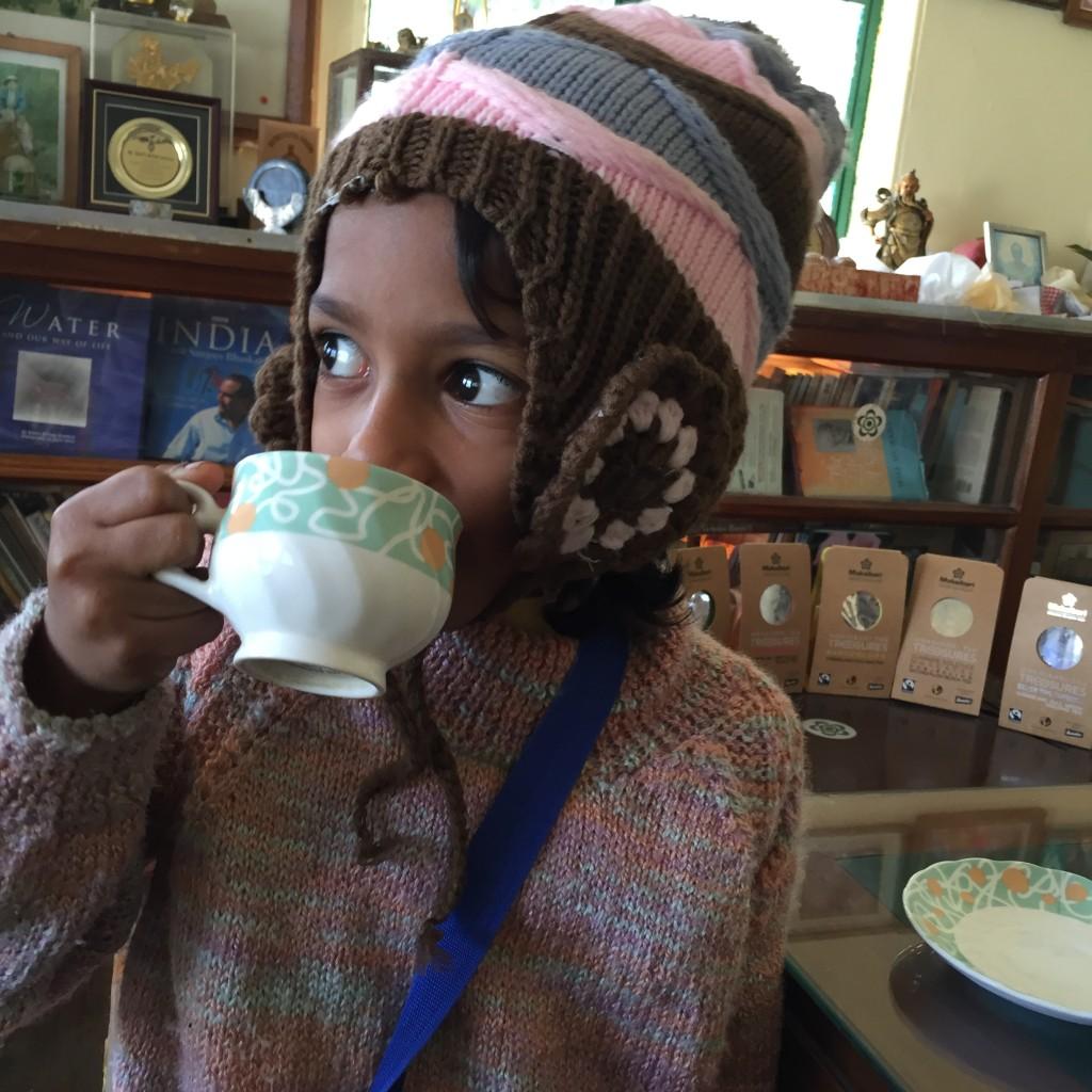 Tea tasting 2