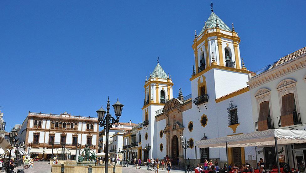 Plaza Sorocco Ronda