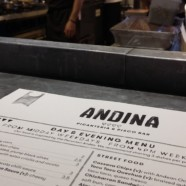 A Peruvian Kitchen called Andina