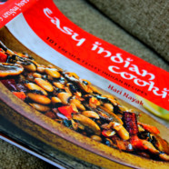 Book Review & A Quick Weekend Lunch: Easy Indian Cooking- By Hari Nayak