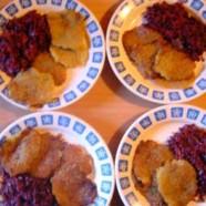 Kirsten's Bavarian Dinner