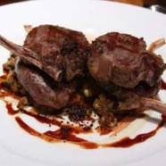 Cecilio's Lamb Chops Scottadito